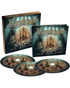 KORPIKLAANI - Live at Masters of Rock - DVD - 2CD DIGI