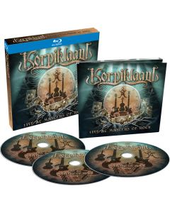 KORPIKLAANI - Live at Masters of Rock - BluRay - 2CD DIGI