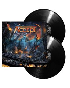 ACCEPT - The Rise of Chaos - 2LP (Black)