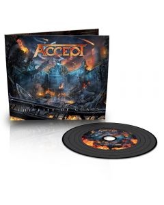 ACCEPT - The Rise of Chaos - CD - DIGI