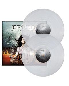 EPICA - Design your universe - 2LP (Clear)