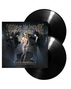 CRADLE OF FILTH - Cryptoriana - The seductiveness of decay - 2LP (Black)