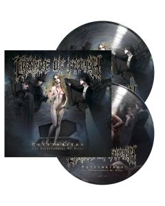 CRADLE OF FILTH - Cryptoriana - The seductiveness of decay - 2LP (Picture)