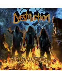 DESTRUCTION - Thrash Anthems II - CD