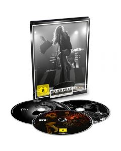 BLUES PILLS - Lady in gold - Live in Paris - 2CD - DIGI plus DVD