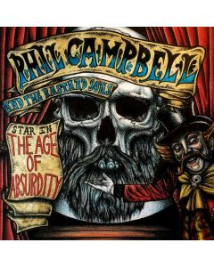 PHIL CAMPBELL AND THE BASTARD SONS - The age of absurdity - CD