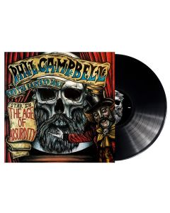 PHIL CAMPBELL AND THE BASTARD SONS - The age of absurdity - LP (Black)