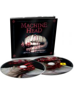 MACHINE HEAD - Catharsis - CD - DIGI plus DVD