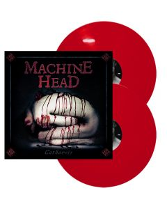MACHINE HEAD - Catharsis - 2LP (Red)