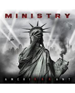 MINISTRY - AmeriKKKant - CD