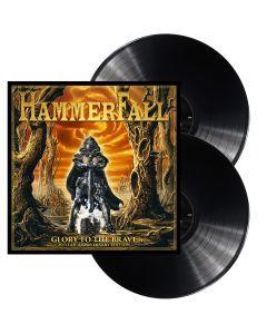 HAMMERFALL - Glory to the brave - 20 Years Anniversary Edition - 2LP (Black)