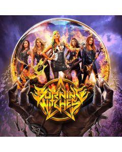 BURNING WITCHES - Burning Witches + Burning alive - CD