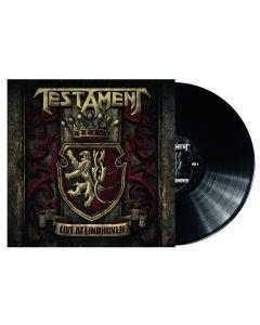 TESTAMENT - Live in Eindhoven - LP - Black