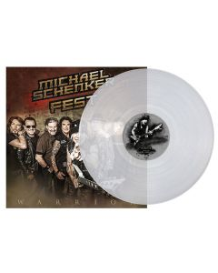 MICHAEL SCHENKER FEST - Warrior - MLP - Clear