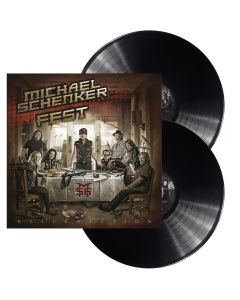 MICHAEL SCHENKER FEST - Resurrection - 2LP - Black