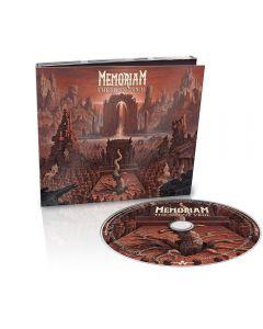 MEMORIAM - The silent vigil - CD - DIGI