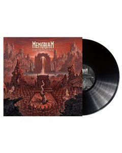 MEMORIAM - The silent vigil - LP - Black