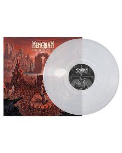 MEMORIAM - The silent vigil - LP - Clear