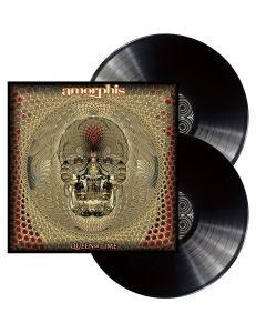 AMORPHIS - Queen of time - 2LP - Black
