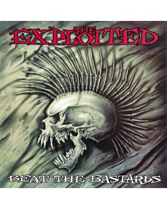 THE EXPLOITED - Beat the bastards - CD