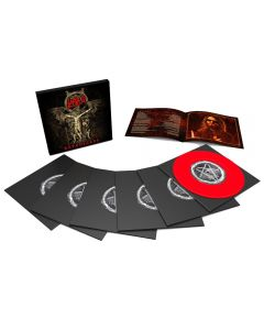 "SLAYER - Repentless - Special 6,66"" Single BOX - Red"
