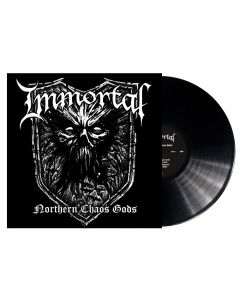 IMMORTAL - Northern chaos gods - LP - Black