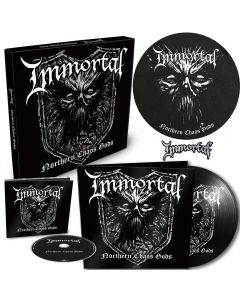 IMMORTAL - Northern chaos gods - Limited - FAN BOX