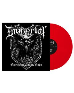 IMMORTAL - Northern chaos gods - LP - Red
