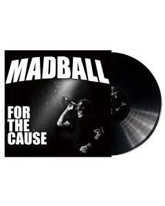 MADBALL - For the Cause - LP - Black