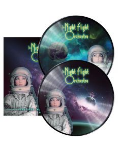 THE NIGHT FLIGHT ORCHESTRA - Sometimes the world ain't enough - 2LP - Picture