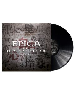 EPICA - Epica vs. Attack on titan songs - LP - Black