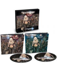 DORO - Forever warriors - Forever united - 2CD DIGI