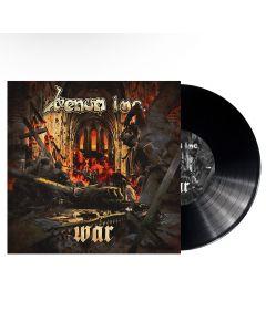 """VENOM INC. - War / Warhead - 10"""" MLP - Black"""