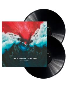 THE VINTAGE CARAVAN - Gateways - 2LP - Black