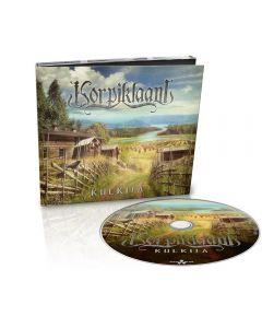 KORPIKLAANI - Kulkija - CD - DIGI