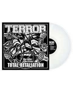 TERROR - Total Retaliation - LP - White