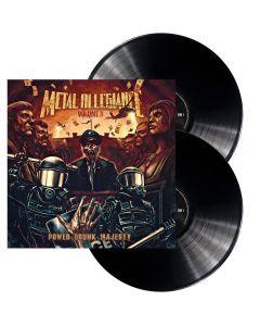 METAL ALLEGIANCE - Volume II: Power drunk majesty - 2LP - Black
