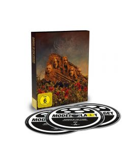 OPETH - Garden of the titans - DVD plus 2CD