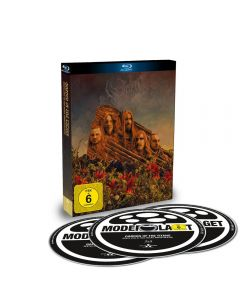 OPETH - Garden of the titans - BluRay plus 2CD