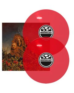 OPETH - Garden of the titans - 2LP - Red
