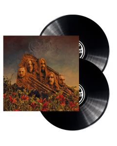 OPETH - Garden of the titans - 2LP - Black