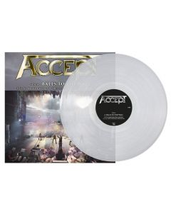 "ACCEPT - Balls to the Wall - 10"" MLP - Clear"