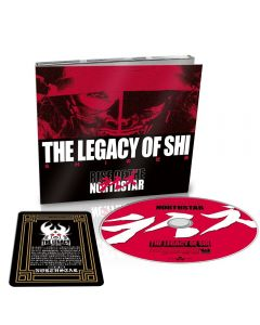 RISE OF THE NORTHSTAR - The Legacy Of Shi - CD - DIGI