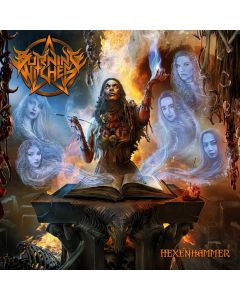 BURNING WITCHES - Hexenhammer - CD