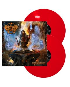 BURNING WITCHES - Hexenhammer - 2LP - Red