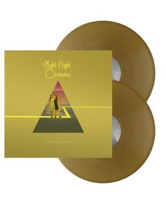 THE NIGHT FLIGHT ORCHESTRA - Skyline whispers - 2LP - Gold