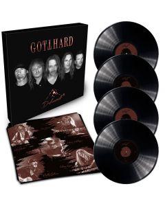 GOTTHARD - Defrosted - 4LP - Box - Black