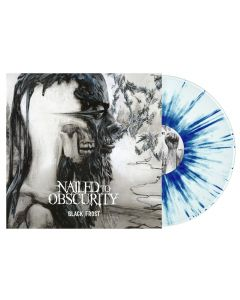 NAILED TO OBSCURITY - Black Frost - LP - Splatter