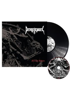 DEATH ANGEL - Killing season - LP - Black plus CD