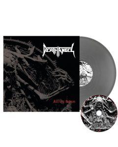 DEATH ANGEL - Killing season - LP - Grey plus CD